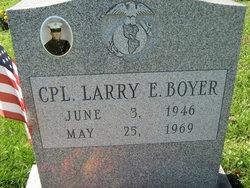 Corp Larry Eugene Boyer