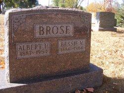 Albert H Brose
