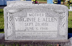 Virginie E <i>Black</i> Allen