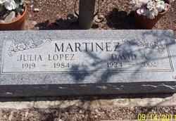Julia Lopez Martinez