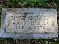 Clyde Gordon Hall, Sr