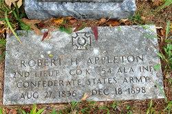 Robert Haynes Appleton