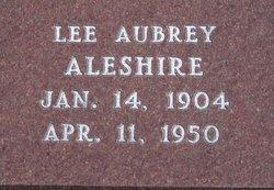 Lee Aubrey Aleshire