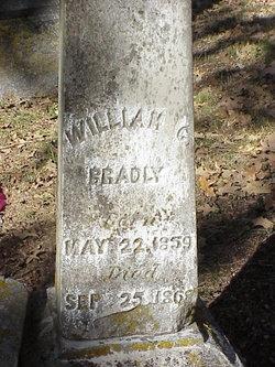 William C. Billy Bradly