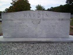 Rellie <i>Jackson</i> Hardin