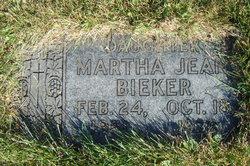 Martha Jean Bieker