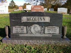 Elizabeth S <i>Staley</i> McQuinn