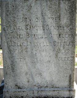 Ezekiel Samuel Candler, Sr