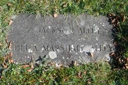 Adelia I Delia <i>Marshall</i> Alley