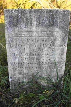 Mary B. <i>Whitford</i> Austin