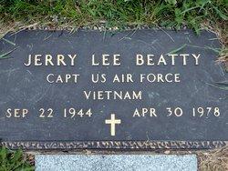 Capt Jerry Lee Beatty