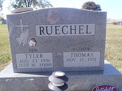 Tyler E Ruechel