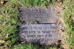 Dr Harry S Saidel