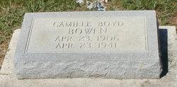 Camille <i>Boyd</i> Bowen