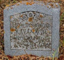 Gertrude Margaret <i>Redmond</i> McCain