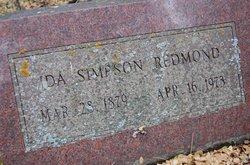 Ida <i>Simpson</i> Redmond