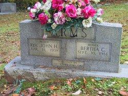 Rev John Henry Arms