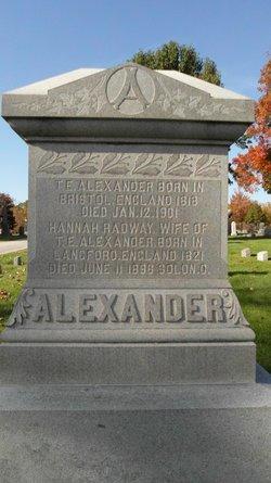 Emma H Alexander