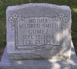 Mildred <i>Smith</i> Gomez