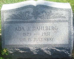 Ada Dahlberg, Mrs