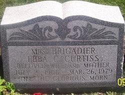 Brig Ebba C Curtiss, Mrs