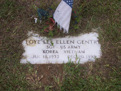 Foye Lee Ellen Gentry