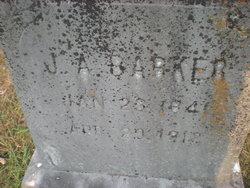 James Anderson Barker