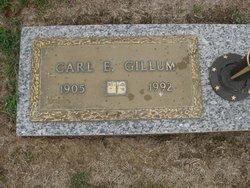 Carl Eugene Gillum