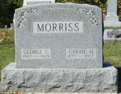 Carrie M. <i>Sprick</i> Morriss