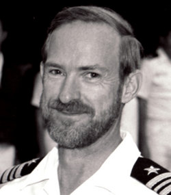 LCDR Steven Roberts Christensen