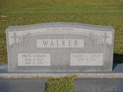 Rhoda Valree Scrap <i>Crawford</i> Walker