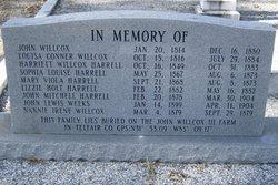 Willcox Memorial