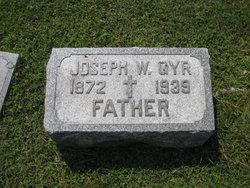 Joseph W Gyr