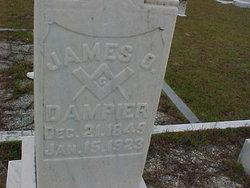 James Oglethorpe Dampier