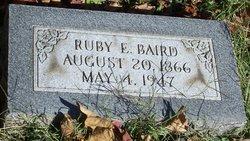 Ruby E. <i>Forward</i> Baird