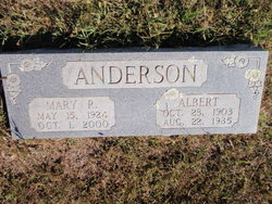 Mary R. Anderson