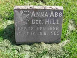 Anna <i>Hill</i> Abs