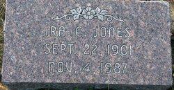 Ira C. Jones