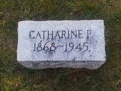 Catharine P Weiss