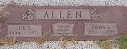 Emma Lee <i>Cross</i> Allen