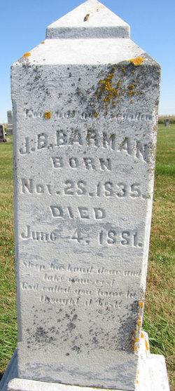 J B Barkman