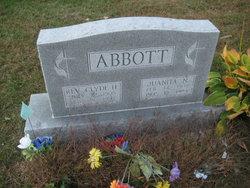 Rev Clyde H. Abbott