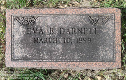 Eva <i>Beckett</i> Darnell