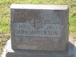 Ada Apperson