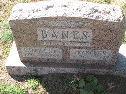 Ralph E. Banes, Sr