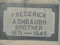 Frederick R. Ashbaugh