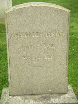 John Bailey Gorton