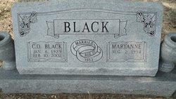 C.O Black