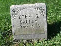 Ethel Geraldine Bagley