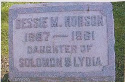 Bessie May Hobson